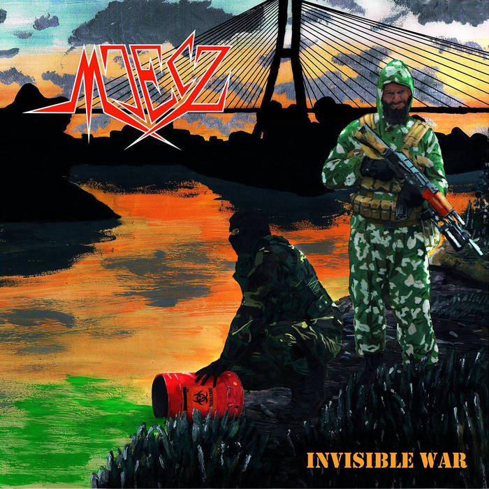 Miecz - Invisible War (2015) Album Info