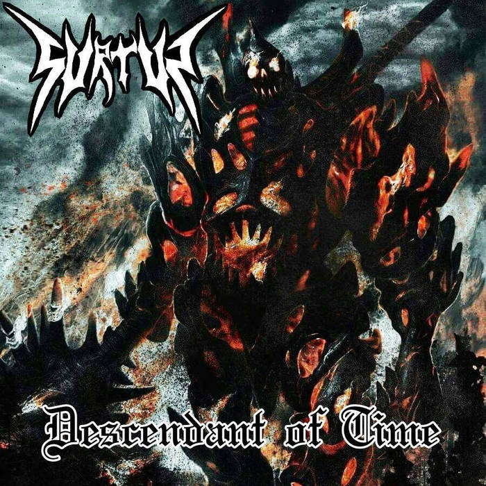 Surtur - Descendant Of Time (EP) (2015)