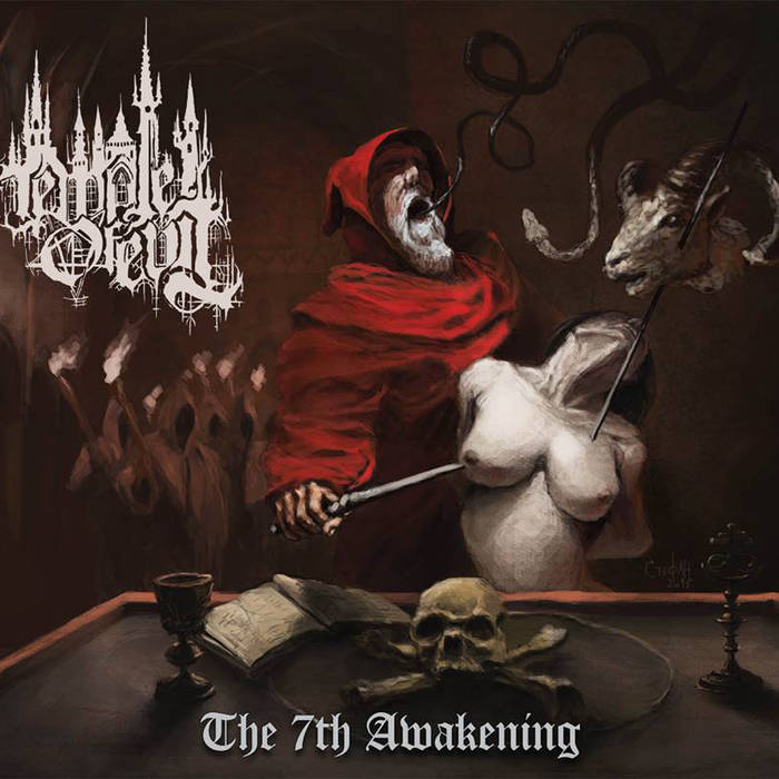 Temple Of Evil - The 7th Awakening (2015)