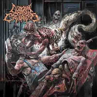 Guttural Corpora Cavernosa - You Should Have Died When I Killed You (2016)