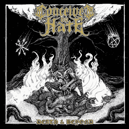 Conceived by Hate - Death & Beyond (2016)