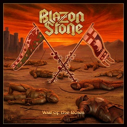 Blazon Stone - War of the Roses (2016)