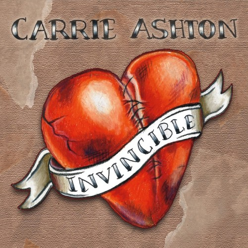 Carrie Ashton - Invincible (2016) Album Info