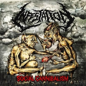 Infestation - Social Cannibalism (2017)