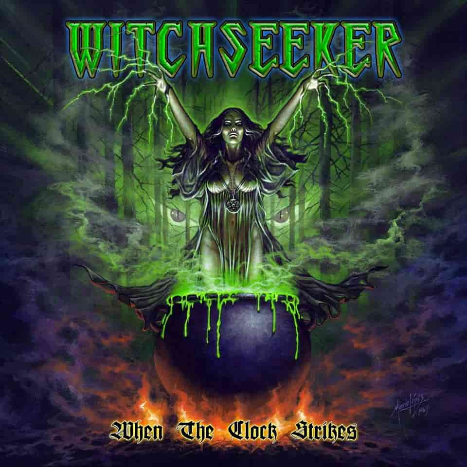 Witchseeker - When The Clock Strikes (2017) Album Info