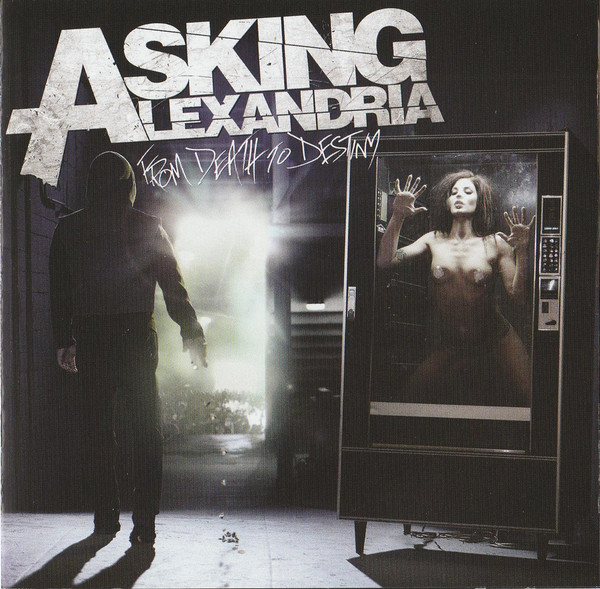 Asking Alexandria ‎– From Death To Destiny (2013)