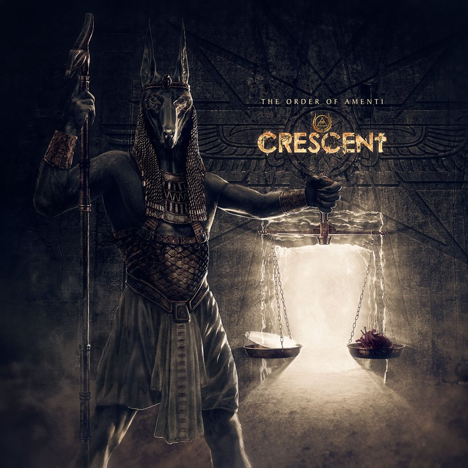 Crescent - The Order Of Amenti (2018)