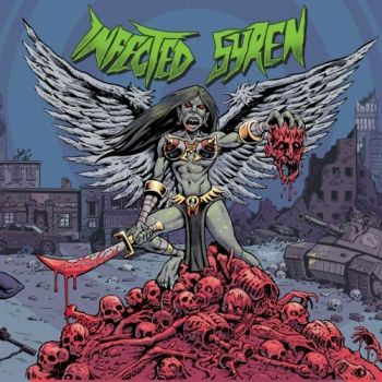 Infected Syren - Infected Syren (2018)