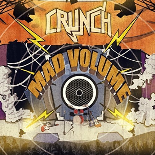 Crunch - Mad Volume (2018)