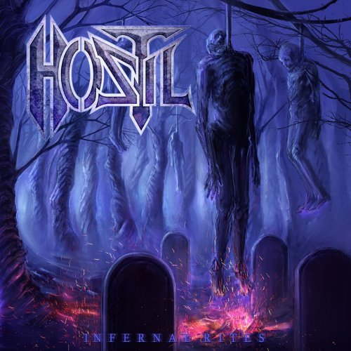 Hostil - Infernal Rites (2018)
