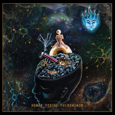 Advent of Bedlam - Human Portal Phenomenon (2018)