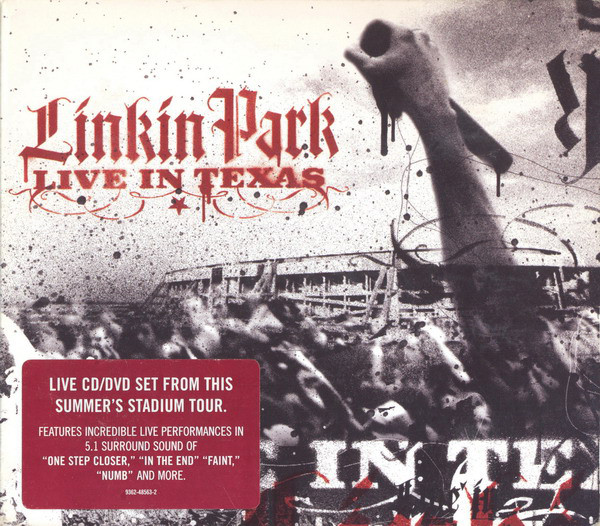 Linkin Park ‎– Live In Texas (2003)