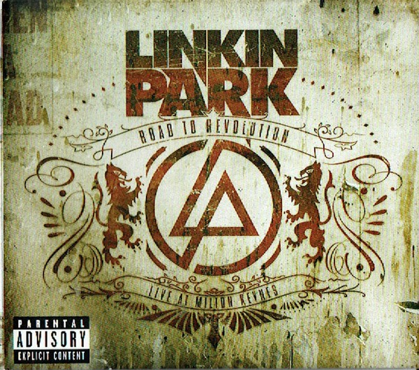 Linkin Park ‎– Road To Revolution: Live At Milton Keynes (2008)