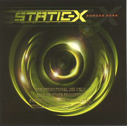 Static-X ‎– Shadow Zone (2003)