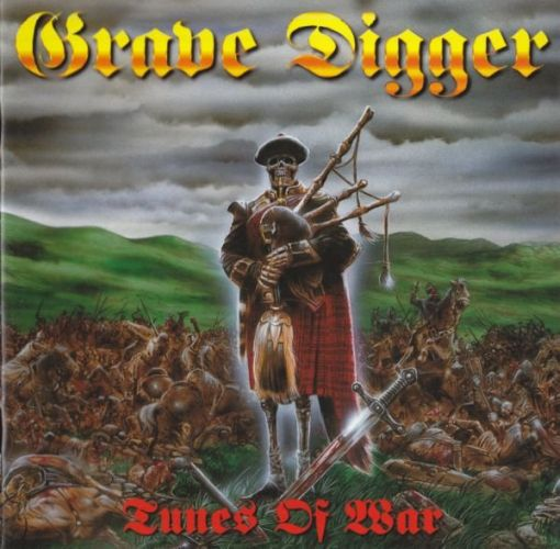 Grave Digger - Tunes of War (1996)