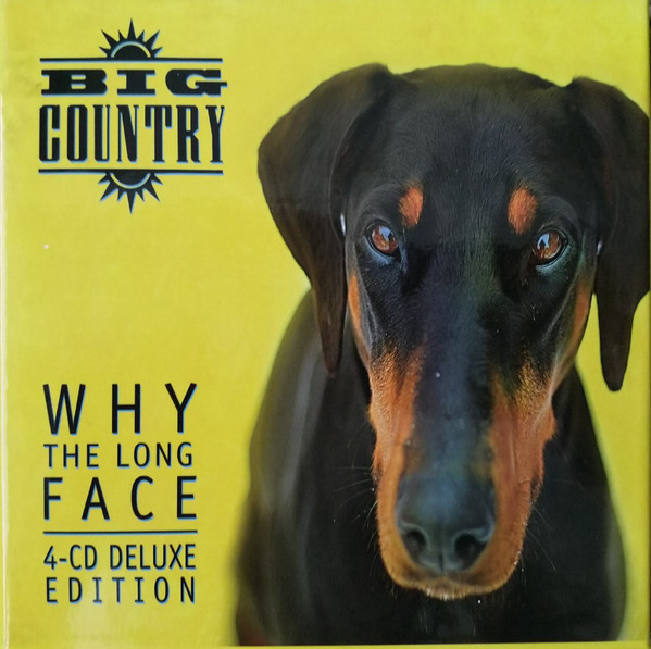 Big Country - Why The Long Face (2018)