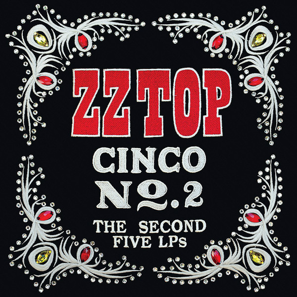ZZ Top - Cinco No. 2 (The Second Five LPs) (2018)