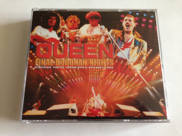 Queen - Final Budokan Nights (2018)