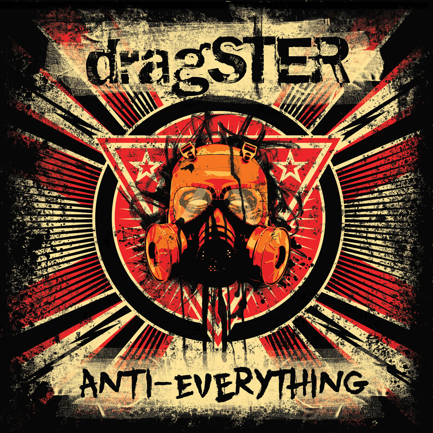 Dragster - Anti-Everything (2018)