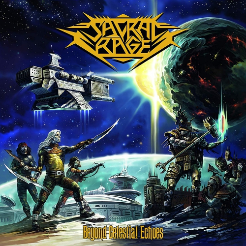 Sacral Rage - Beyond Celestial Echoes (2018)