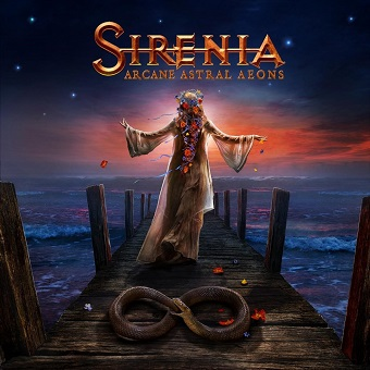 Sirenia - Into The Night [New Track] (2018)