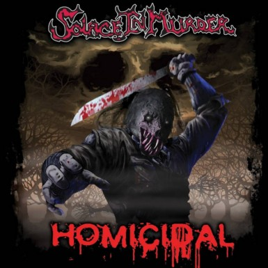 Solace in Murder - Homicidal (2018)