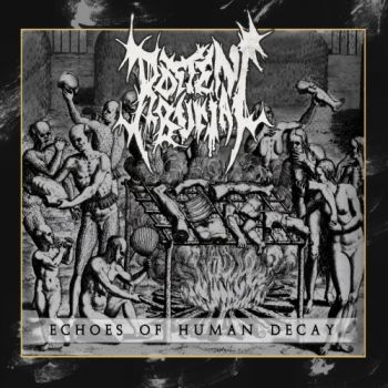 Rotten Burial - Echoes Of Human Decay (2018)