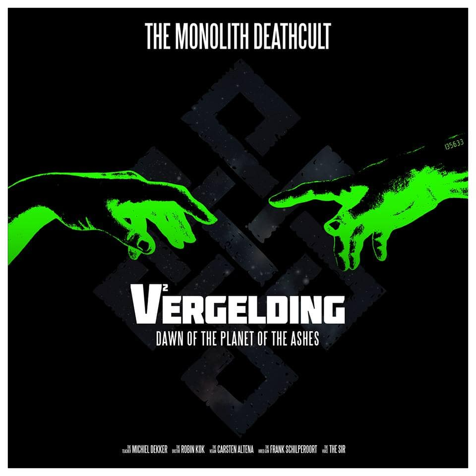 The Monolith Deathcult - V2 - Vergelding (2018)