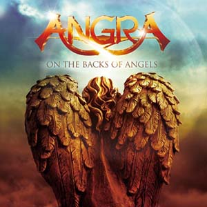 Angra - On the Backs of Angels (2018)