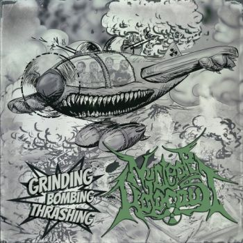 Nuclear Holocaust - Grinding Bombing Thrashing (2018)