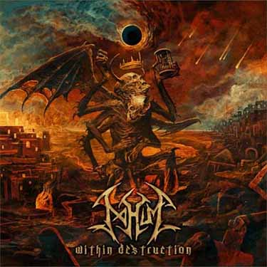 Nahum - Within Destruction (2018)