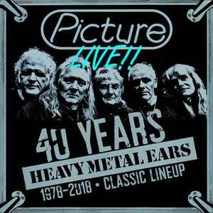 Picture - 40 Years Heavy Metal Ears - 1978-2018 - Classic Lineup (2018)