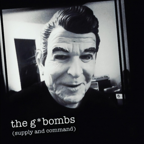 The G-Bombs - Supply and Command (2018) Album Info