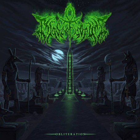 Blade of Horus - Obliteration (2018) download torrent