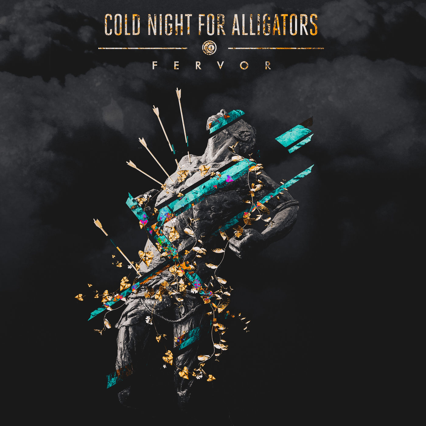 Cold Night for Alligators - Fervor (2018)