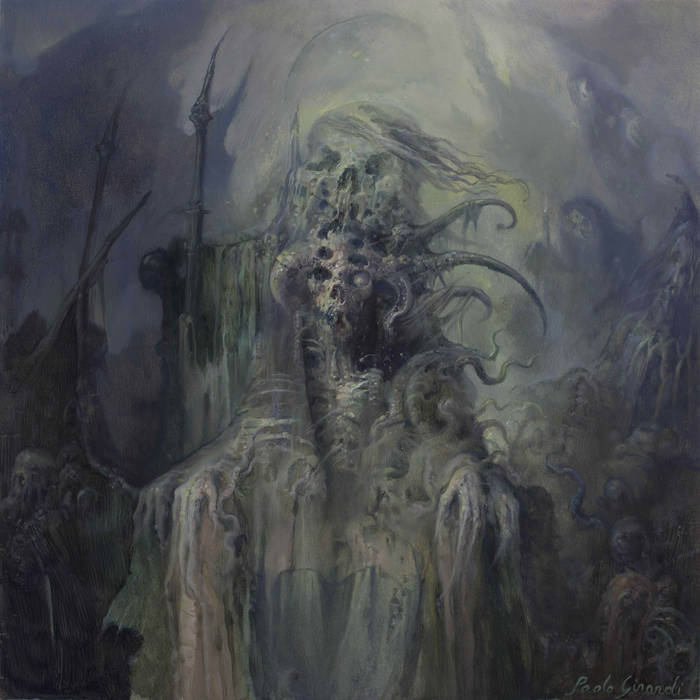 Dysphotic - The Eternal Throne (2018)