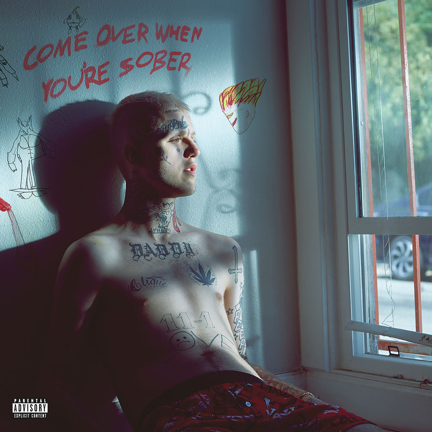 Lil Peep - Come Over When You're Sober, Pt. 2 (2018)