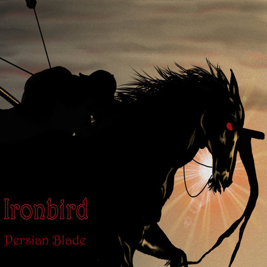 Ironbird - Persian Blade (2018)