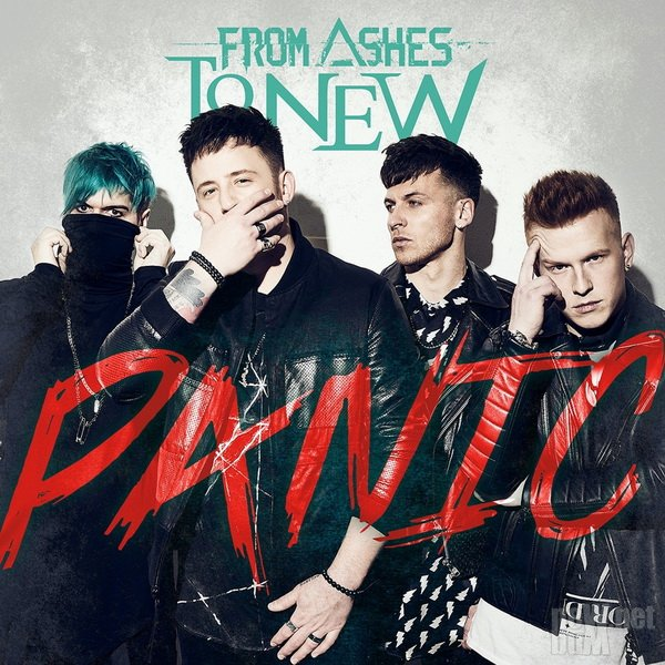 From Ashes to New - Panic (2020) Album Info
